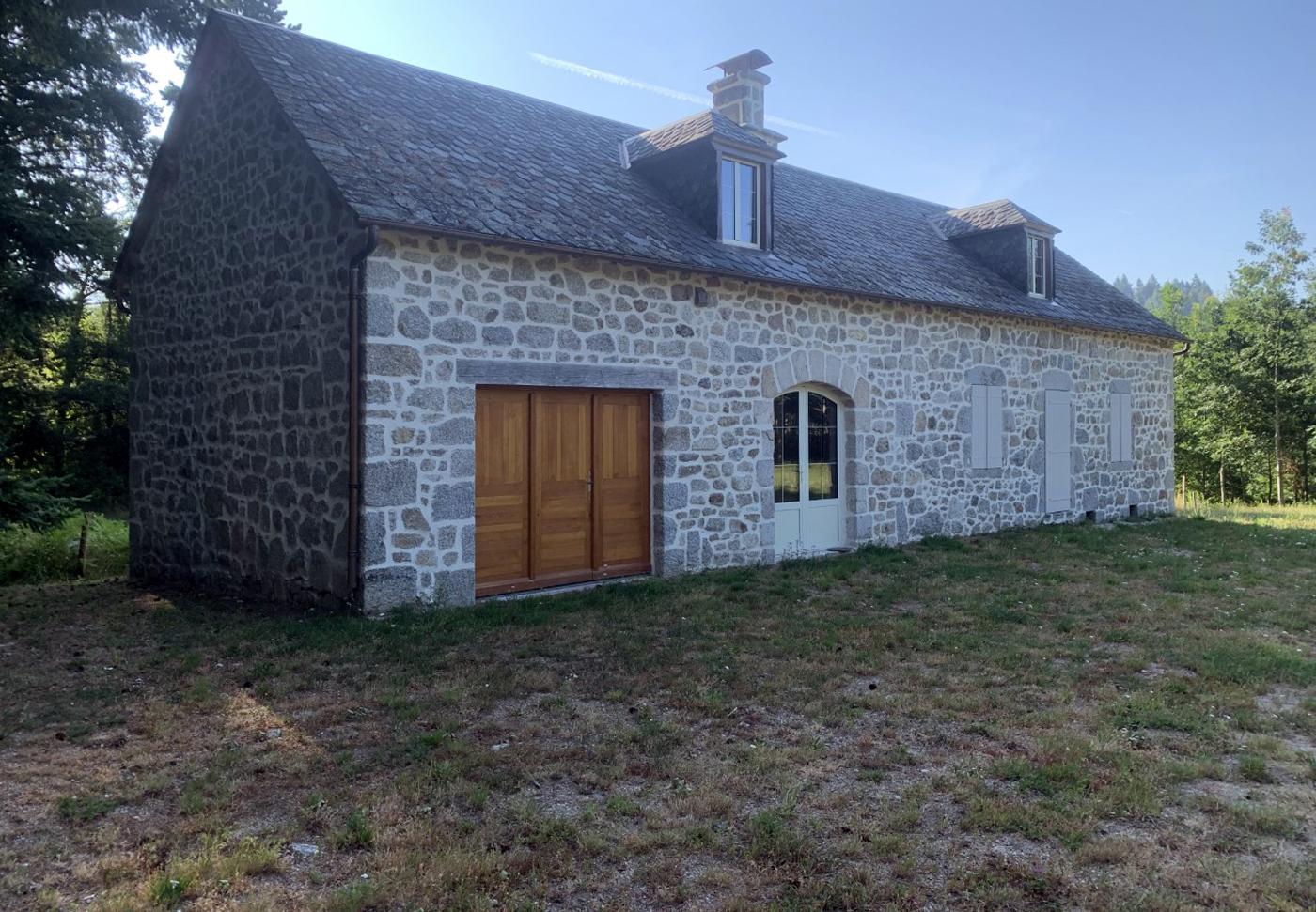 Renovation maison de campagne